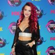 Bella Thorne aux Teen Choice Awards le 13 août 2017