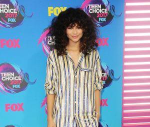 Zendaya aux Teen Choice Awards le 13 août 2017