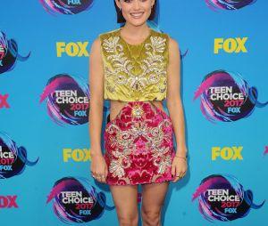Lucy Hale aux Teen Choice Awards le 13 août 2017