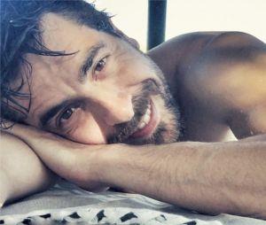 Agustin Galiana poste des photos de ses vacances en Espagne sur Instagram