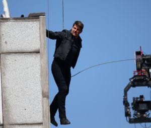 Mission Impossible 6 : Tom Cruise se blesse violemment durant une cascade