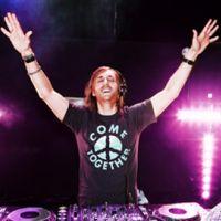 David Guetta ... la soirée Unighted 2010 ... à Nice le 7 août 2010