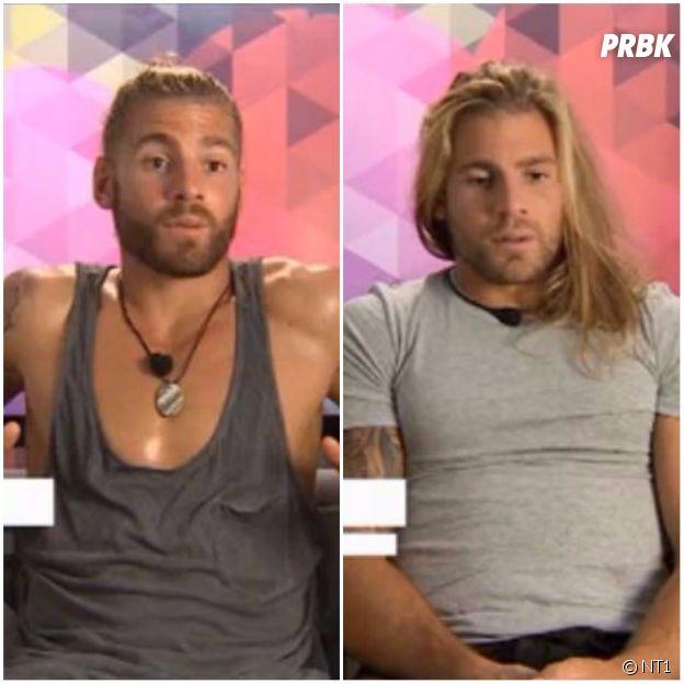 Fabien (10 couples parfaits) : avant/après