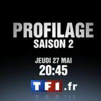 Profilage saison 2 sur TF1 ... le jeudi 27 mai 2010 ... un nouveau teaser