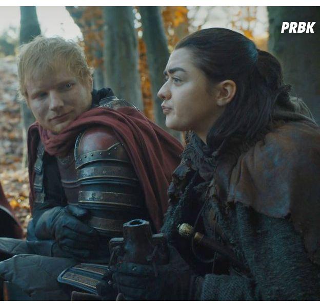 Game of Thrones : le personnage de Ed Sheeran tué ? Le chanteur se confie