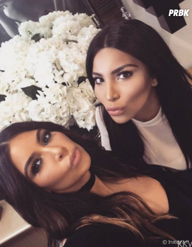 Kamilla Osman qui sortirait avec Tyga (l'ex de Kylie Jenner) avait même rencontré son idole Kim Kardashian !
