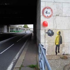 Ça : le clown envahit Paris pour la promo du film