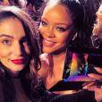 "Peek A Booo maquillée par Rihanna : ""Elle m'a regardée et m'a dit YOU !"""