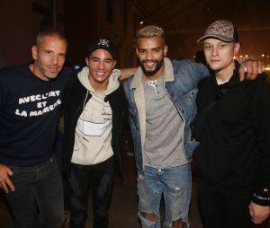 FIFA 18 :Medi Sadoun, Samy Seghir, Brahim Zaibat and Rod Paradot sont venus jouer entre potes