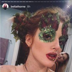 Bella Thorne topless : un déguisement très dénudé pour fêter ses 20 ans 🔥