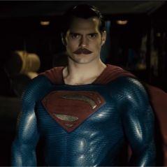Justice League : une pétition pour voir... la moustache de Superman