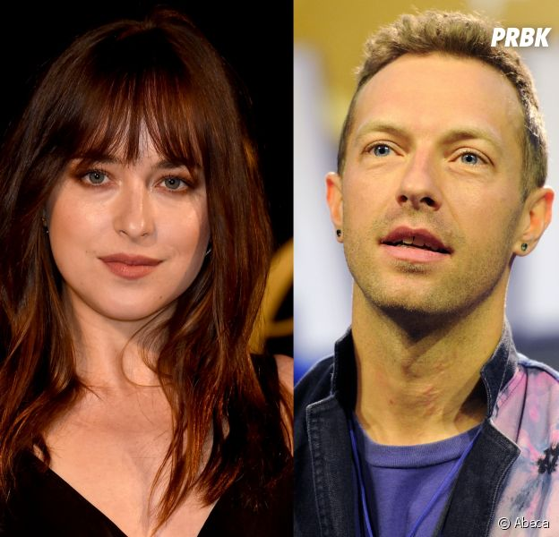 Dakota Johnson (Cinquante nuances de Grey) en couple avec Chris Martin (Coldplay) ?