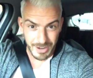 Julien Bert passe au blond
