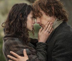 Outlander saison 3 : Sam Heughan et Caitriona Balfe complices