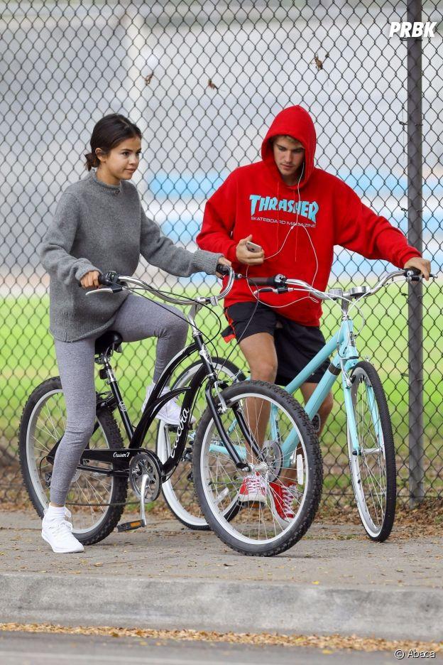 Selena Gomez et Justin Bieber se revoient à Los Angeles