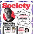 Mike Horn annonce l'arrêt d'A l'état sauvage dans le magazine Society en novembre 2017