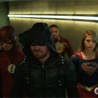 Arrow, The Flash, Supergirl... bande-annonce épique pour le crossover