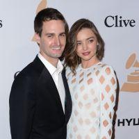 Miranda Kerr enceinte d'Evan Spiegel, le papa de Snapchat ! 👶👻