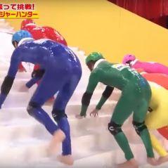 Ce jeu télé japonais complètement con avec des escaliers va forcément vous (re)donner le sourire
