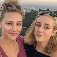 Lili Reinhart (Riverdale) : sa soeur Tess est son sosie