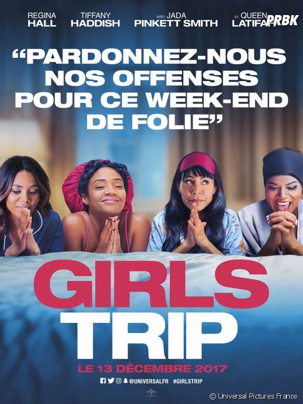 Girls Trip : affiche et photos.