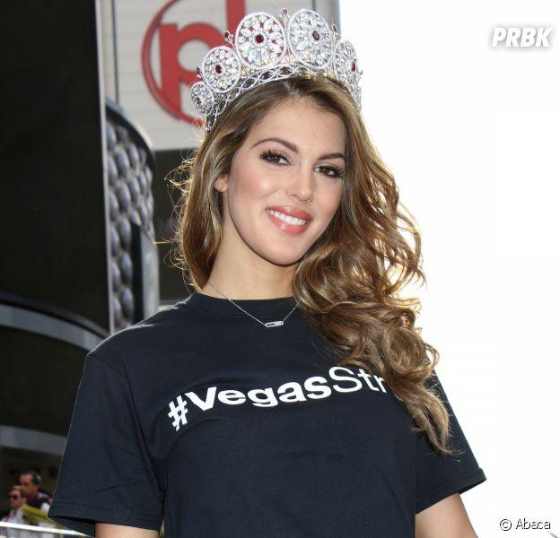 """Iris Mittenaere avoue à propos de Miss Univers : """"On a peu de liberté"""" !"""