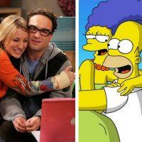 The Big Bang Theory, Les Simpson... les personnages de séries préférés et redoutés du public