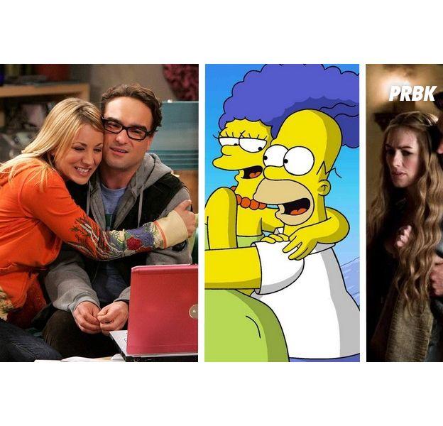 The Big Bang Theory, Les Simpson... les personnages préférés et redoutés des téléspectateurs