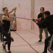 Star Wars 8 - Les derniers Jedi : découvrez l'entraînement impressionnant de Daisy Ridley