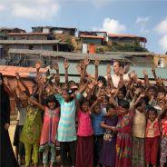 Jérôme Jarre dévoile les premiers résultats concrets des dons pour les Rohingyas