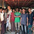 Jérôme Jarre engagé auprès des Rohingyas