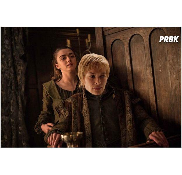 Game of Thrones saison 8 : Cersei bientôt tuée par Arya ? C'est possible