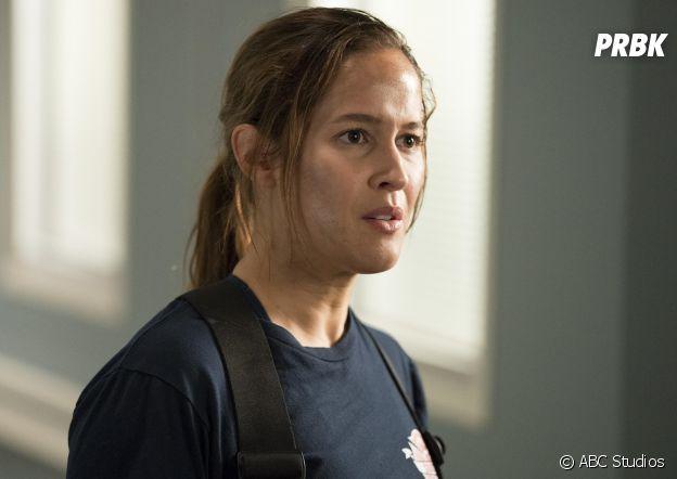Jaina Lee Ortiz dans le spin-off de Grey's Anatomy