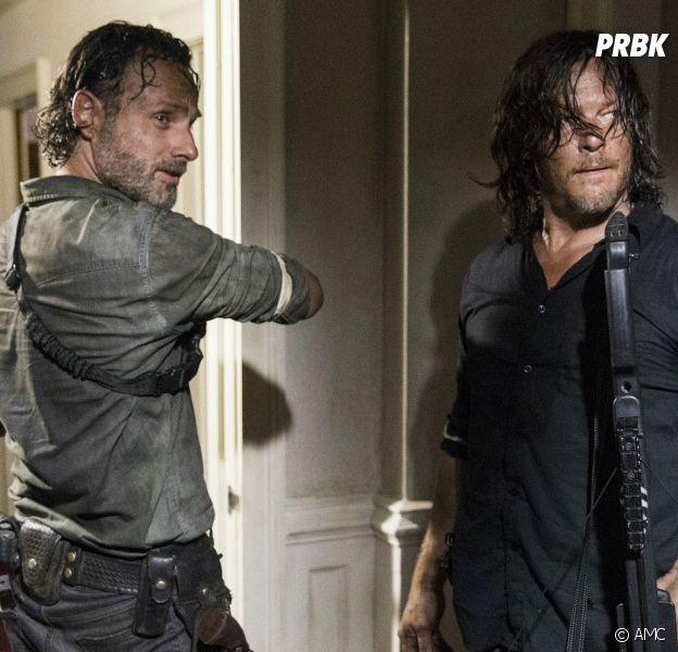 The Walking Dead saison 9 : la suite officialisée avec un changement