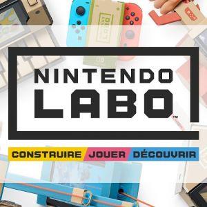 Nintendo Lab : la nouvelle façon de jouer à la Switch !