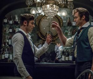 The Greatest Showman : Zac Efron et Hugh Jackman au casting