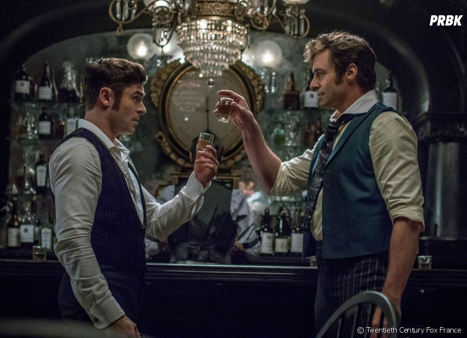 The Greatest Showman : Zac Efron et Hugh Jackman au casting