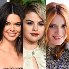 Kendall Jenner, Selena Gomez, Bella Thorne... Ces stars qui nous aident à assumer notre acné