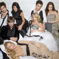 Gossip Girl saison 4 ... les acteurs sont à Paris
