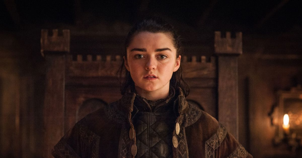 game of thrones saison 8 maisie williams d voile la date de diffusion purebreak. Black Bedroom Furniture Sets. Home Design Ideas