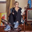 Cara Delevingne présente la Puma Muse X Strap Satin EP