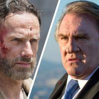 """The Walking Dead : une série pour """"abrutis"""" ? Gérard Depardieu se lâche"""