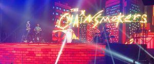The Chainsmokers en concert au Zénith de Paris : un show explosif qui réveille 💥