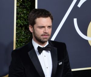 Sebastian Stan aux Golden Globes 2018