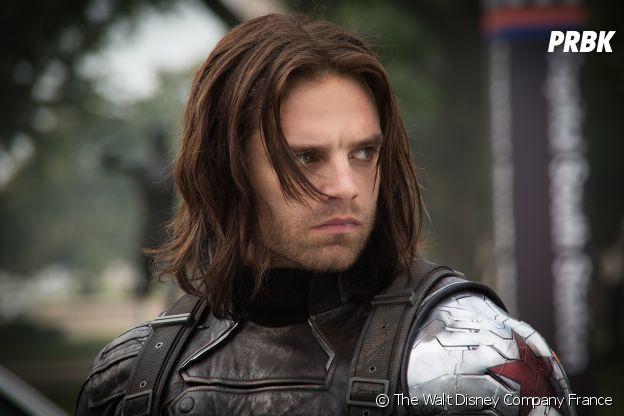 Sebastian Stan dans Captain America 2