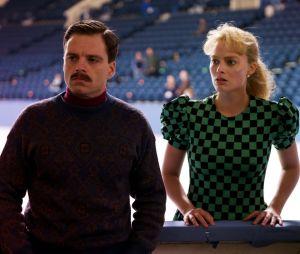 Sebastian Stan et Margot Robbie dans Moi, Tonya