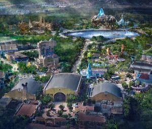 Disneyland Paris : voilà à quoi ressemblera le célèbre parc d'attractions avec les nouvelles zones thématiques de la Reine des Neiges, Star Wars et Marvel !