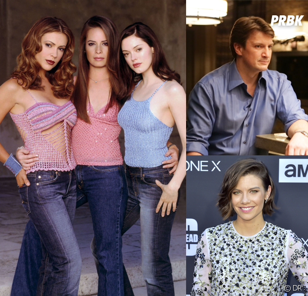 Charmed, The Rookie, Whiskey Cavalier...: 12 Projets De