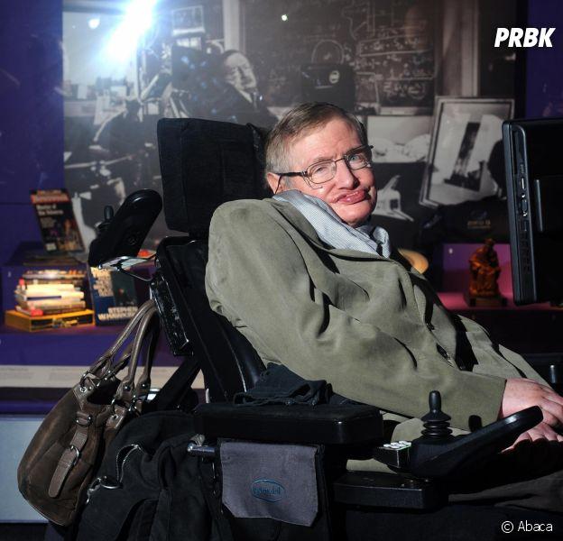 Stephen Hawking est mort à 76 ans