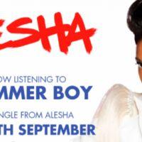 Alesha Dixon ... Drummer Boy ... Son nouveau single